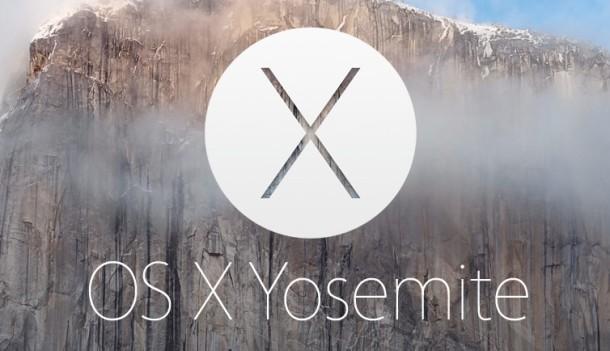 OSX Yosemite